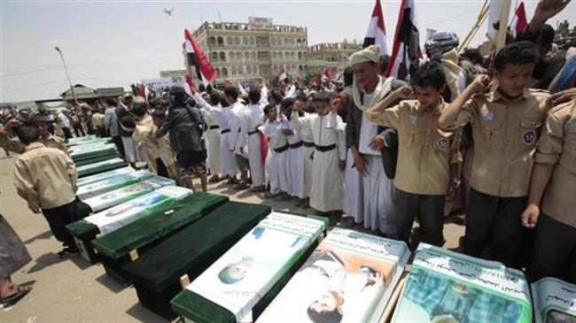 Saudi Arabia admits errors in strike on school bus in Yemen