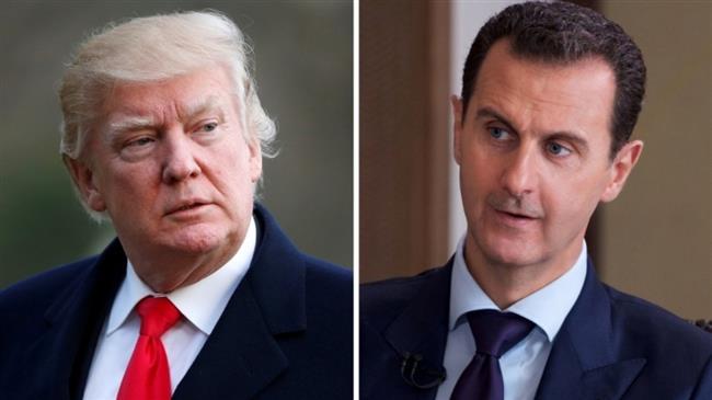 Trump wanted Assad assassinated, new book reveals