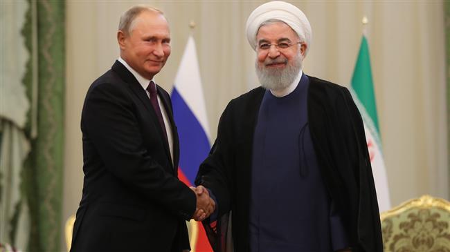 Iran praises Russia's role in keeping JCPOA alive