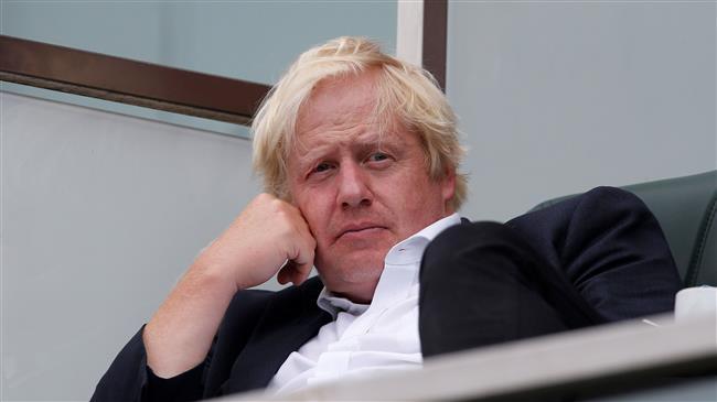Boris Johnson compares Brexit deal to 'suicide vest'