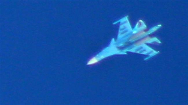 US targets China for buying jets from Russia
