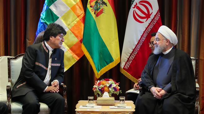 World must stand up to US violations of intl. law: Rouhani