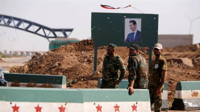 Deraa : l'autoroute M-5 opérationnelle