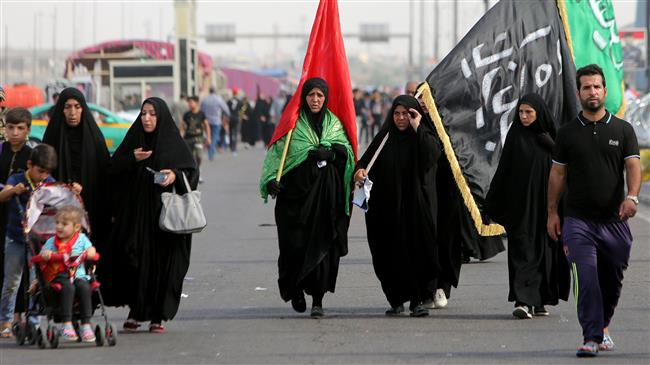 Afghans get prepared to attend Arba'een processions
