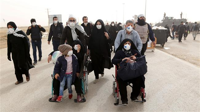 Millions of Iranians march to Karbala ahead of Arba'een