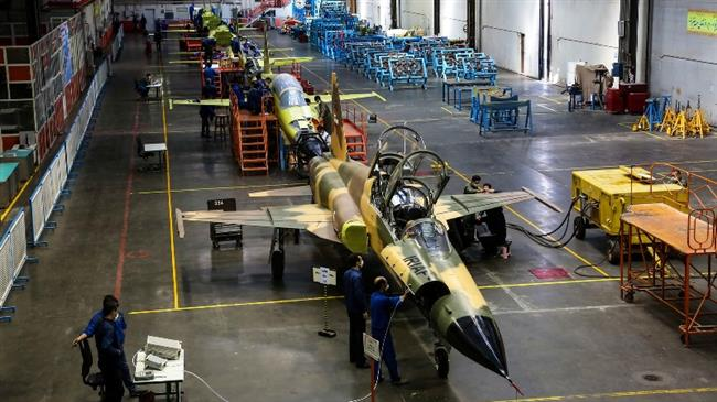 Iran launches mass-production of Kowsar interceptor jet