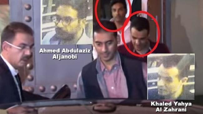 'Saudi sought to clean up Khashoggi murder evidence'