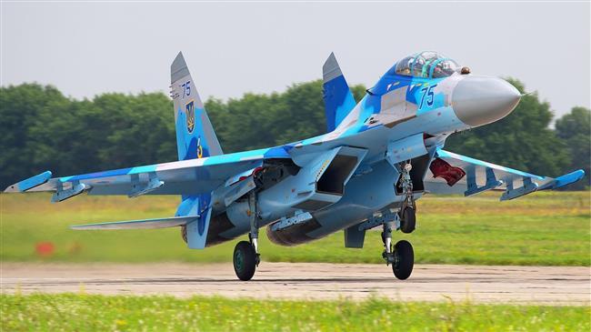Russian jet intercepts US spy plane over Black Sea