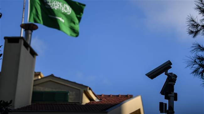 'Saudis dismantled CCTV cameras after Khashoggi killing'