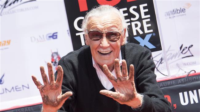 Stan Lee, creator of Marvel superheroes, dies at 95