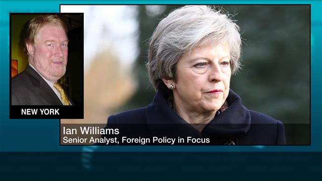 May's Brexit deal pushes Britain into chaos: Analyst