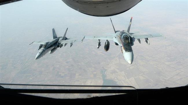 40 Syrians killed in fresh US-led coalition airstrikes