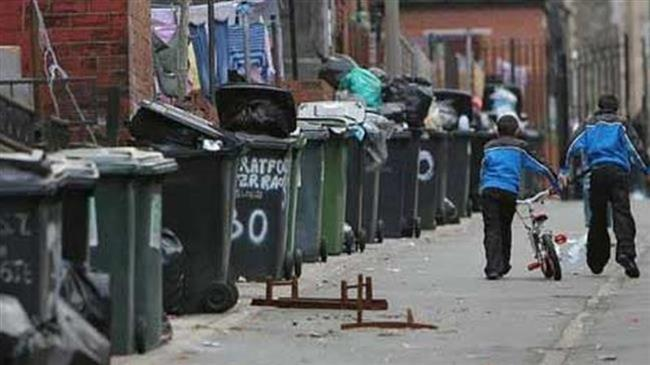 'High poverty rates in UK indicate great inequality'