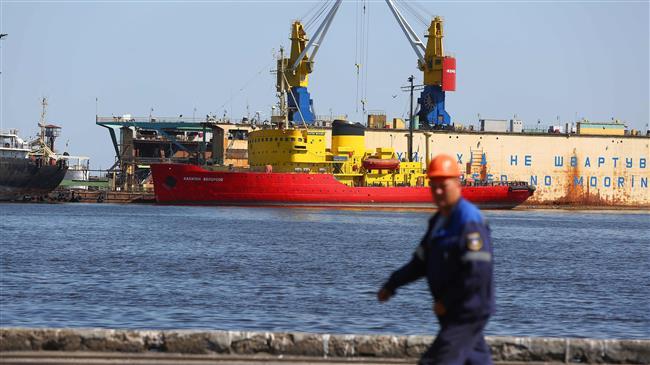 UK warns Russia about Azov Sea military presence