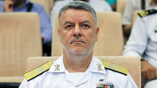 Iran to unveil new destroyer, submarine: Navy chief