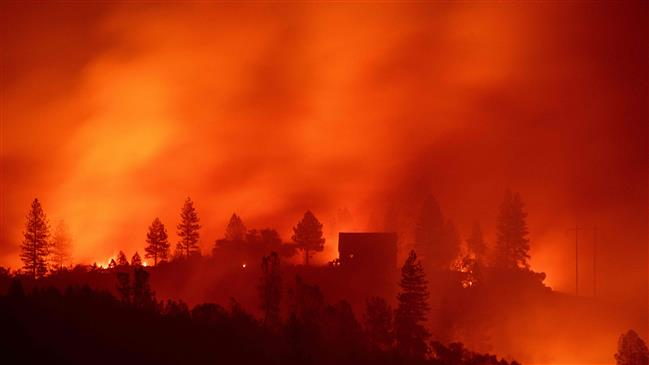US report: Climate change badly affecting country