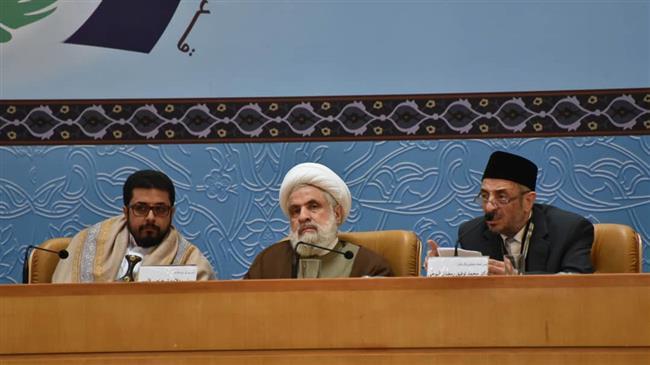Al-Quds will remain integral partofPalestine: Hezbollah