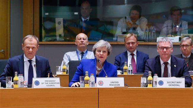 EU leaders endorse Brexit deal, reject renegotiation