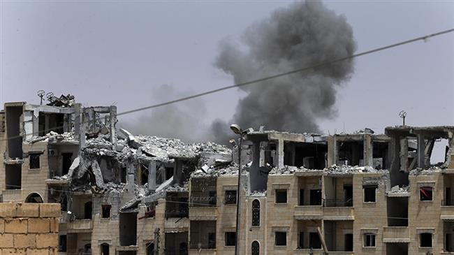 New US-led airstrikes kill several Syrian civilians