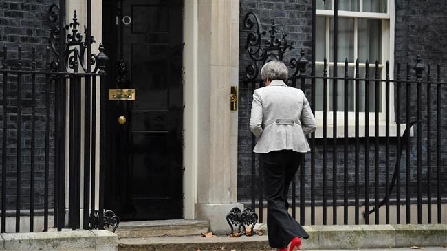 UK rejects Trump's criticism of Brexit deal