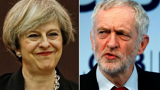 May agrees to Brexit debate with Corbyn