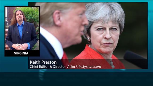 'UK must choose between US or EU after Brexit'