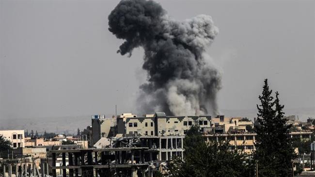 US-led air raids leave 30 Syrian civilians dead