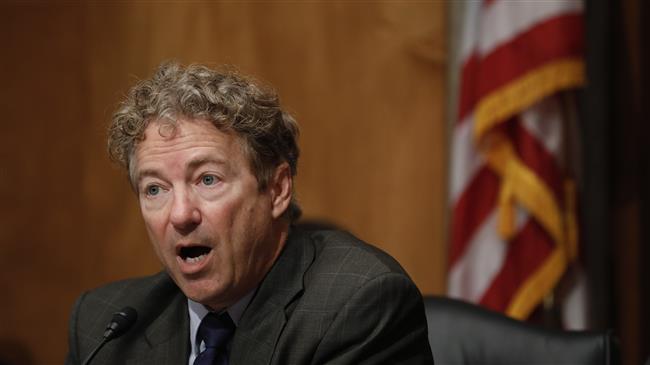 US should stop funding Israel: Republican Senator