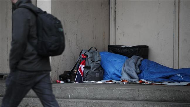 130,000 UK children will be homeless at Christmas: Study