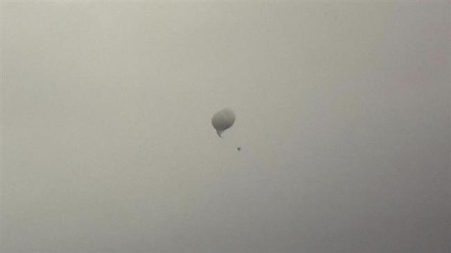 Israel launches air balloon with spy camera over Lebanon
