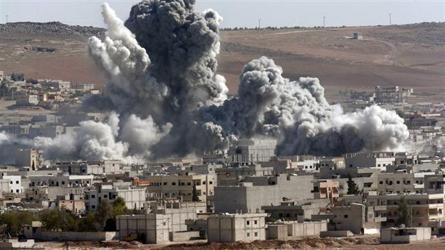 Fresh US-led raids kill 8 civilians in Syria's Dayr al-Zawr