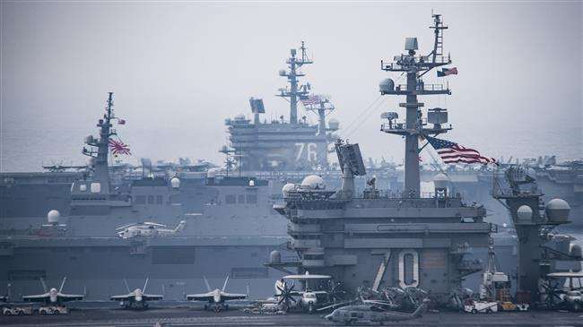 'US Empire has no regard for international law'