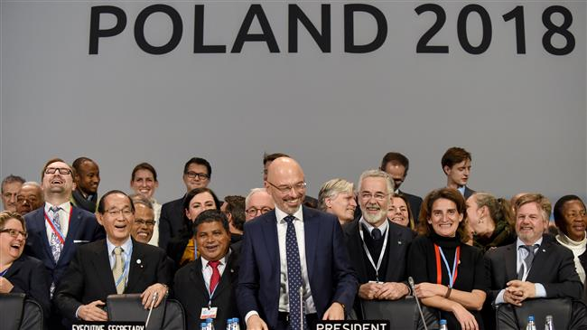 Nations agree on global climate pact rules after overcoming impasse