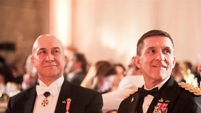 Flynn associate charged with secret lobbying for Turkey
