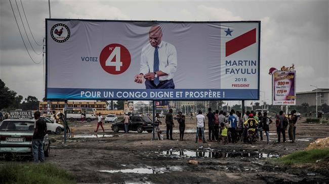 1 dead, 80 hurt as rival activists clash ahead of DRC vote