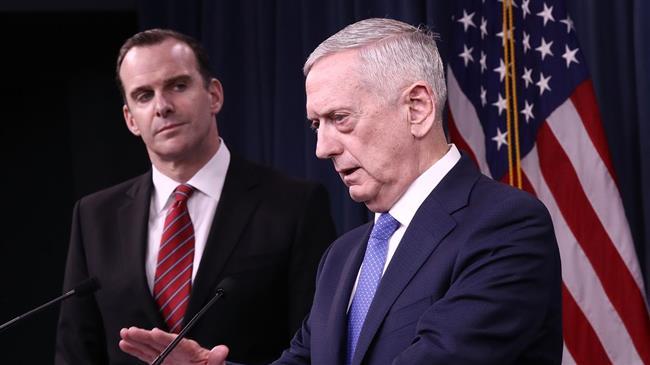 Trump defends Syria plan, slams Mattis, McGurk