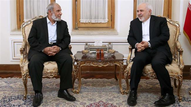 Support for Palestine, Iran's principled policy: Zarif