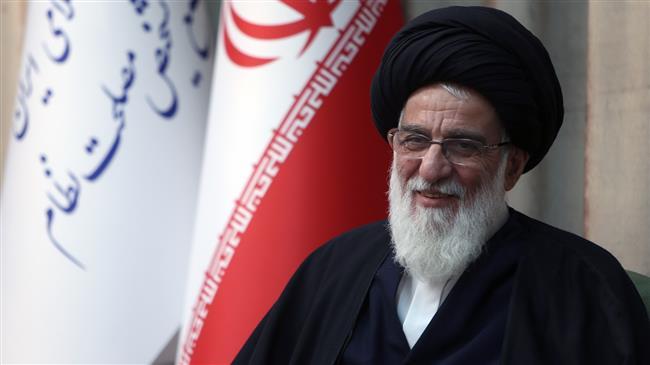 Iran's senior cleric Ayatollah Shahroudi passes away