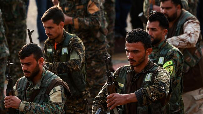 US withdrawal stab in our back: Syrian Kurds