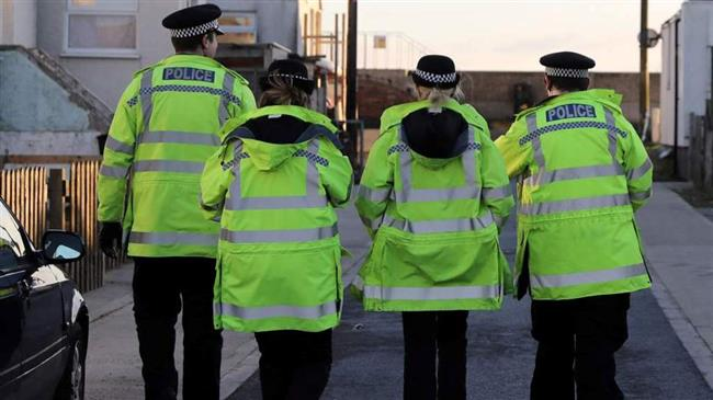 '450 sex abuse claims against UK police in 6 months'