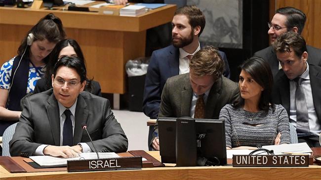 US, Israel work to block Palestine bid for full statehood