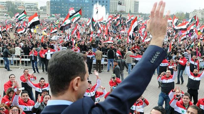Guardian: Assad 'has decisively won' war in Syria