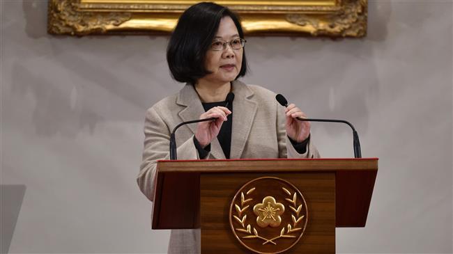 Taiwan defying China's demand for reunification