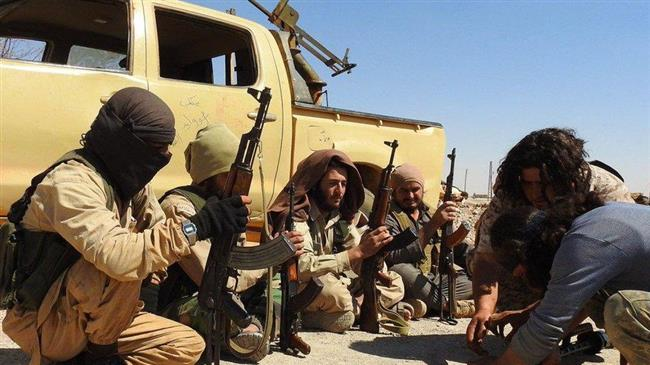 Over 500 militants killed as infighting spreads in Syria