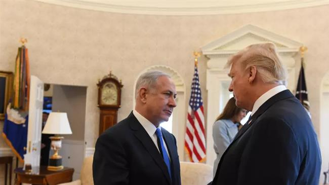 Trump ignoring Israel's demands about Syria: Report