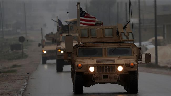 'US hawks reluctant to pull troops from Syria'