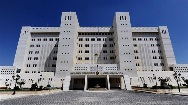 'US-led strikes in Syria show disregard for UN Charter'