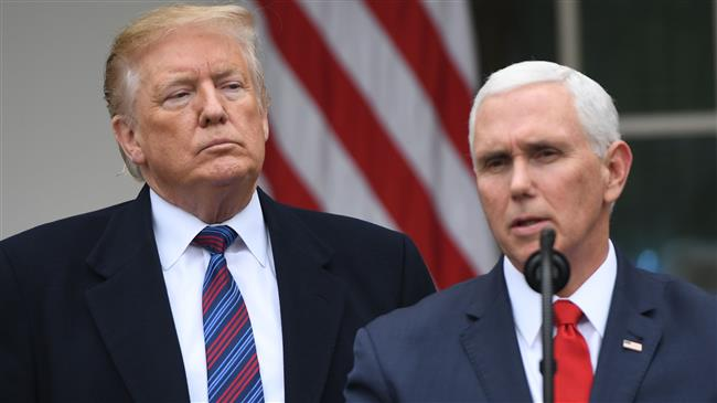 Trump mulling national emergency over wall: Pence