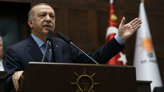 Erdogan shuts down Bolton over Syria withdrawal