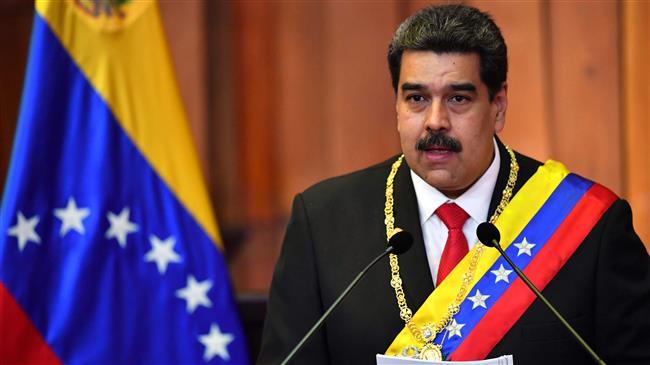 Maduro sworn in as Venezuelan president for 2nd term
